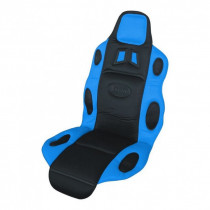 Auto poťah RACE čierno-modrý