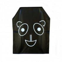 Poťah zadnej strany operadla - panda