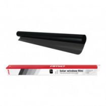 Autofólia Super Dark Black 0,75x3m (5%)