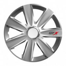 Puklice 14 GTX CARBON silver