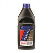 Brzdová kvapalina DOT 4 1L