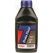 Brzdová kvapalina DOT4 0.5L