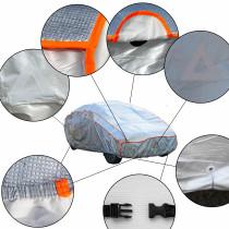 Autoplachta proti krupobitiu XL 535x178x119cm + bavlna