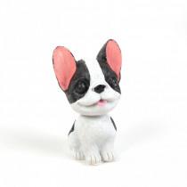 Dekorácia pes s kývajúcou hlavou-Model 6