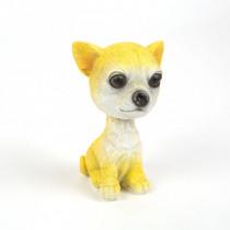 Dekorácia pes s kývajúcou hlavou-Model 8