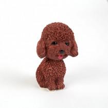 Dekorácia pes s kývajúcou hlavou-Model 10