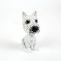 Dekorácia pes s kývajúcou hlavou-Model 11
