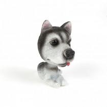 Dekorácia pes s kývajúcou hlavou-Model 12