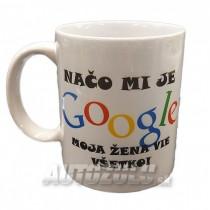 Hrnček Google