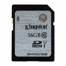 Pamäťová karta SD10VG2 SDHC Class10 16GB KINGSTON