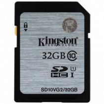 Pamäťová karta SD10VG2 SDHC Class10 32GB KINGSTON
