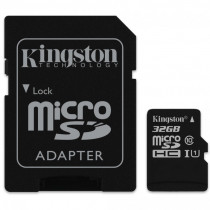 Pamäťová karta SDC10G2/32GB microSDHC CL10 KINGSTON