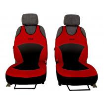 Autotričká Active Sport Alcantara A červené (Alcantara-koža)